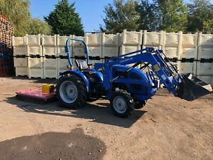 Mahindra FS254 Compact Tractor and loader, MF, John Deere, Price includes VAT