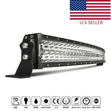 "42""INCH Curved LED Flood Spot Light Bar 960W Offroad Truck JEEP SUV 4WD 2WD Ford"