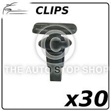 Clips de fermeture 5,2 mm PEUGEOT 307/407 coupé numéro de pièce: 11320 Pack de 30