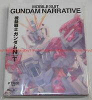 Mobile Suit Gundam Narrative NT Blu-ray Booklet Japan BCXA-1431 4934569364319