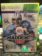 Madden NFL 25 (Microsoft Xbox 360, 2013)