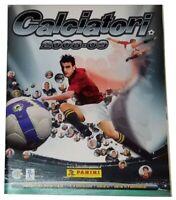 Calciatori 2008-2009 Album Vuoto Panini