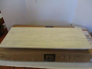 Pottery Barn Teen SHELF SHELVES 2 foot White