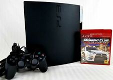 Sony PlayStation 3 PS3 Console Bundle CECH-2101A