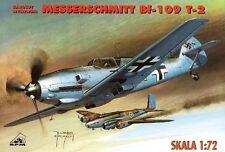 MESSERSCHMITT Bf-109 T-2 TRAGERJAGER (JG 77 IN NORWAY, LUFTWAFFE MKGS) 1/72 RPM