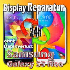 Samsung Galaxy S5 Plus SM-G901F Frontglas Glas Displayglas Reparatur 24 St.
