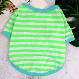 Summer Various Puppy Small Dog Cat Pet Clothes Vest T Shirt Apparel Halloween
