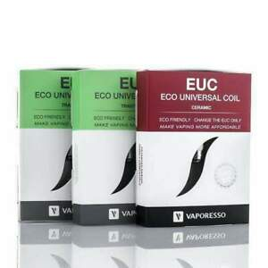 VAPORESSO ECO UNIVERSAL COILS EUC TRADITIONAL CERAMIC CCELL MESHED AUTHENTIC