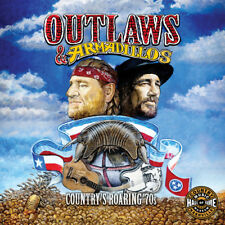 Various Artists - Outlaws & Armadillos: The Roarin' 70's (Various Artists) [New
