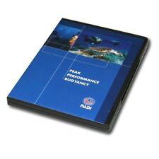 Padi Peak Performance Buoyancy Dvd, Brand new