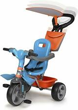 BRAND NEW...Feber Tricycle, musical.. Multicoloured