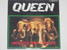 """QUEEN -Crazy Little Thing Called Love- 7"""" 45"""