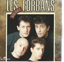 CD album - LES FORBANS - VIRAGE