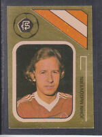 FKS 1977//78 SOCCER STARS #198-LIVERPOOL /& WALES-CARDIFF CITY-JOHN TOSHACK