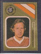 FKS - Soccer Stars 78/79 Golden Collection - # 232 McGovern - Nottingham Forest