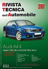 Manuale tecnico di riparazione e manutenzione dell'auto - AUDI A4 II