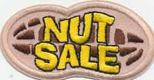 Girl Daisy NUT SALE  PEANUTS Patches Crests Badges SCOUT GUIDES fall product