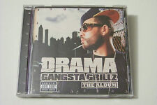 DJ DRAMA - GANGSTA GRILLZ THE ALBUM US-CD 2007 (Lil Keke Jon Webbie T.I Twista)