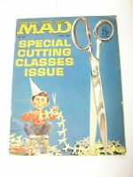 MAD Comic Magazine, No 75 Dec 1962 Silver age
