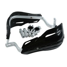 "Black Brush Handle Bar Hand Guard Handguard For 7/8"" 22mm Universal Motorcycle"