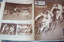 LE MIROIR DES SPORTS 1958 N 669 R.GAIGNARD -M. ROUSSEAU