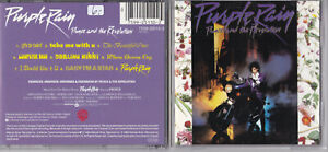 Prince And The Revolution -Purple Rain- CD Warner Bros. Records near mint