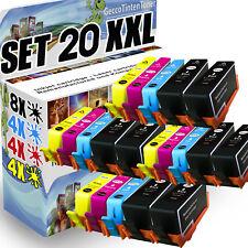 20x Drucker Patronen für HP 364 XL Photosmart 5524 5520 Deskjet 3070A 3520 3522