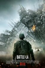 BATTLE LOS ANGELES ORIGINAL REG DS FILM/MOVIE POSTER