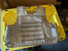 Protective Products Vest Carrier Tan