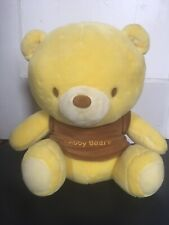 Abby Bear Plush In Medium Size