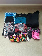 Lot of 14 Pieces- Size M/L- Missy/Junior Clothes-Swim/Sweaters/Poncho/Skirts/Top