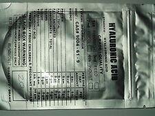 5 grams Hyaluronic Acid 99.9% , hyalauronic acid , Sodium Hyaluronate