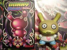 Kidrobot X Sara Varon Fatale Dunny 1/50 Chase Vinyl Toy 1 2 3 4 2012 2014 Munny