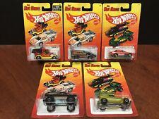 Hot Wheels The Hot Ones (5) Car Lot Blazer Fiero & More EM8024