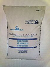 Swmming Pool Salt 40lb Bag High Quality Midwestern Product
