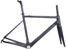 50cm Carbon Road Bike Frame Di2 Cycle Road Bicycle Racing Bike UD Matt Frame