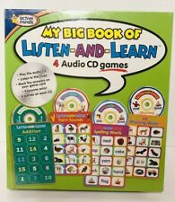 My Big Book of Listen & Learn CDs Learning Games Active Minds Homeschool Math