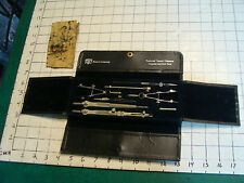 vintage COMPASS Set from TECHNICAL SUPPLY CO. scranton & new york Germany