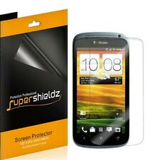 6X Clear LCD Screen Protector Cover for T-Mobile HTC One S Deluxe Edition