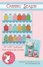 CANNING SEASON Pattern by Lori Holt of Bee In My Bonnet Quilting Sewing