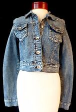 BANA DI JEANS Denim Cardigan Style Jean Jacket Size Medium Women's