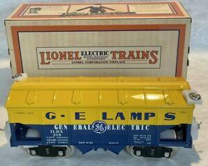 MTH 11-30212 Lionel Corporation Tinplate Standard Gauge 216-1 Covered Hopper Car