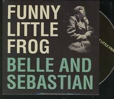 BELLE AND SEBASTIAN Funny Little Frog 1 TRACK PROMO CD SINGLE