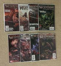 Wolverine 66 67 68 69 70 71 72 Lot 2008 Old Man Logan Marvel Set