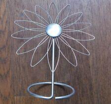 Umbra memo or photo holder sunflower shape steel