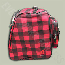 Athalon Light & Go Ski/Snowboard Boot Bag - Red/Black (NEW) Lists @ $50