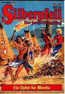 Silberpfeil Comic Nr. 284 Ein Opfer für Manitu