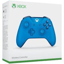 XBOX ONE & Windows 10 ufficiale controller di gioco BLU MICROSOFT Game Pad * in scatola