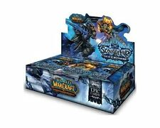 New Factory Sealed Icecrown Booster Box World of Warcraft WoW TCG 24 Card Packs
