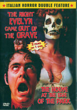 Night Evelyn Came Out of the Grave / The House at the Edge of the Park, Good DVD